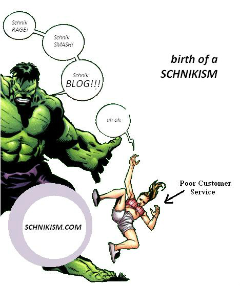 How A Schnikism is Born